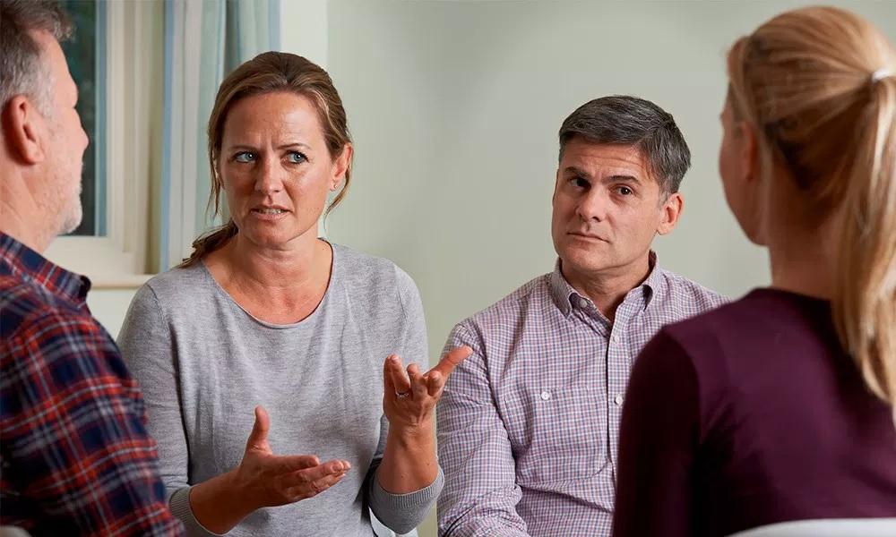 رابطه تعارض زوجین با خانواده اصلی