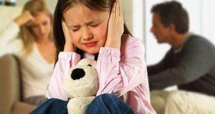 پرخاشگری کودکان