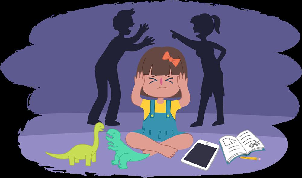 کم توجهی به کودکان